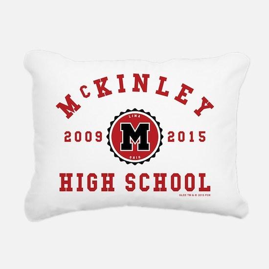 Glee McKinley High Schoo Rectangular Canvas Pillow