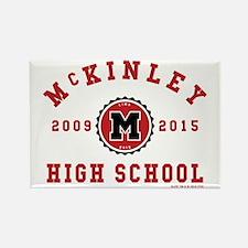 Glee McKinley High School 2009-20 Rectangle Magnet