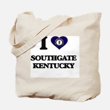 I love Southgate Kentucky Tote Bag