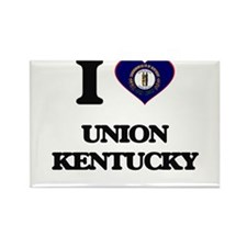I love Union Kentucky Magnets