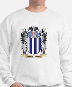 Armstrong Coat of Arms - Family Crest Sweatshirt