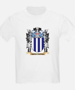 Armstrong Coat of Arms - Family Cres T-Shirt