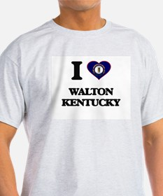 I love Walton Kentucky T-Shirt