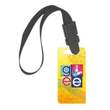 Glee Colorful Luggage Tag