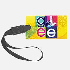 Glee Colorful Luggage Tag