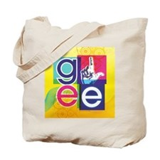 Glee Colorful Tote Bag
