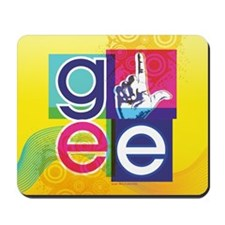 Glee Colorful Mousepad
