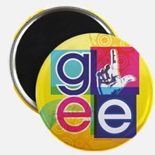 Glee Colorful Magnet