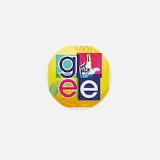 Glee Colorful Mini Button