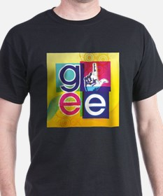 Glee Colorful T-Shirt