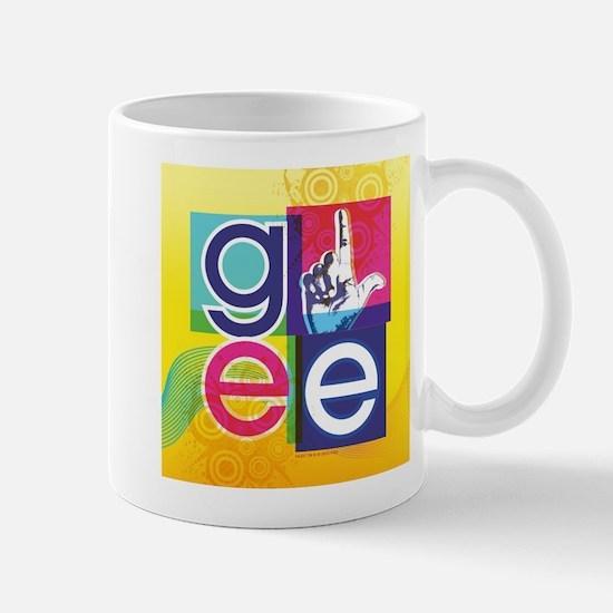 Glee Colorful Mug