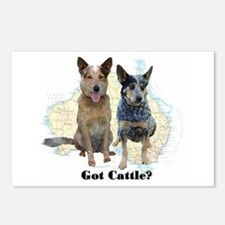 Got Cattle? Postcards (Package of 8)