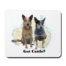 Got Cattle? Mousepad