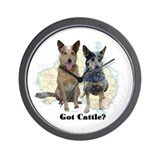 Australian cattle dog Basic Clocks