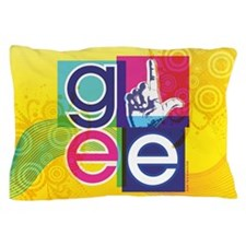 Glee Colorful Pillow Case