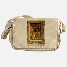 The Mermaid HC Andersen Messenger Bag