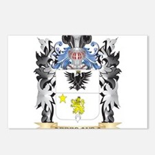 Arredondo Coat of Arms - Postcards (Package of 8)