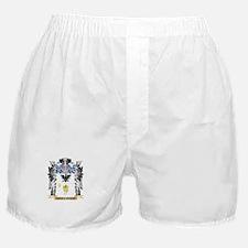 Arredondo Coat of Arms - Family Crest Boxer Shorts