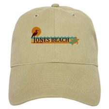 Jones Beach - New York. Baseball Cap