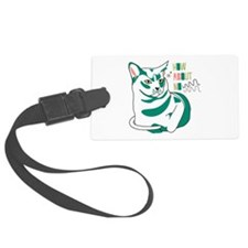 Burmese cat how about no Luggage Tag