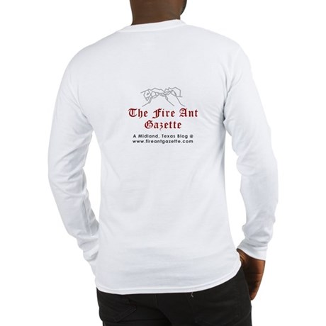 Fire Ant Gazette Long Sleeve T-Shirt