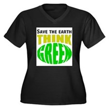 love the earth Plus Size T-Shirt