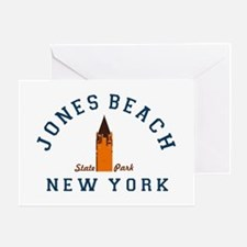 Jones Beach Greeting Cards