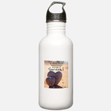 Infant Loss Quote Water Bottle