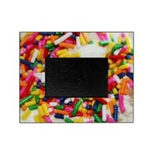 candy sprinkles sweet ice cream dess Picture Frame