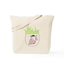 poche l'herbe verte Tote Bag