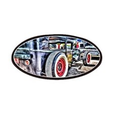 Rat rod Patch