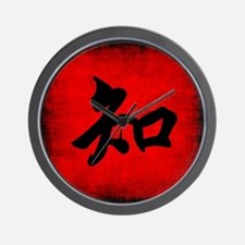 Knowledge in Chinese Wall Clock