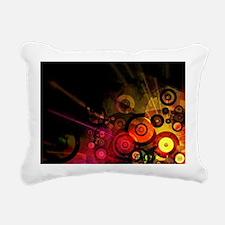 Street Urban Grunge Rectangular Canvas Pillow