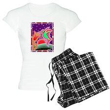 Hummingbird Dawn Pajamas