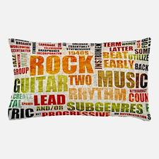 Rock n Roll Pillow Case