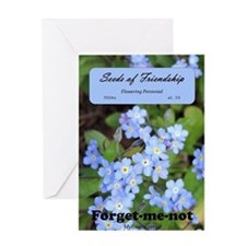 Friendship Seed Packet Greeting Cards