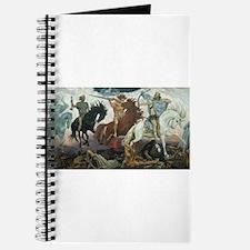 Four Horsemen of the Apocalypse Journal