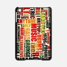 Music Genres Grunge iPad Mini Case