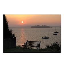 9/6 Misty Sunrise Postcards (Package of 8)