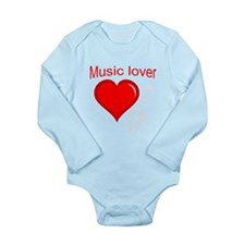 music lover Body Suit