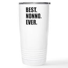 Best Ever Nonno Drinkware Travel Mug