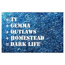 Dark Life Equation 2 Poster