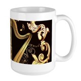 Harp Large Mugs (15 oz)