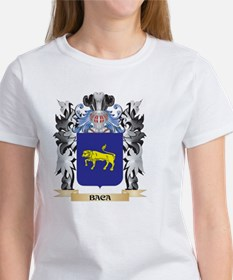 Baca Coat of Arms - Family Cres T-Shirt