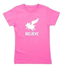 Funny Maverick Girl's Tee