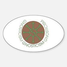 Gnosticism Decal