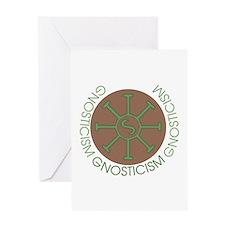 Gnosticism Greeting Cards