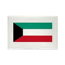 Kuwaiti Flag Rectangle Magnet