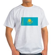 Kazakhstani Flag T-Shirt