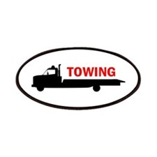 FLATBED TOWING Patch